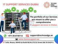 Best IT Support Services Companies in UAE - IT Support in Dubai