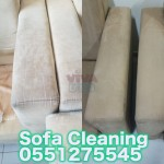 clean a sofa on friday saturday at home 0551275545