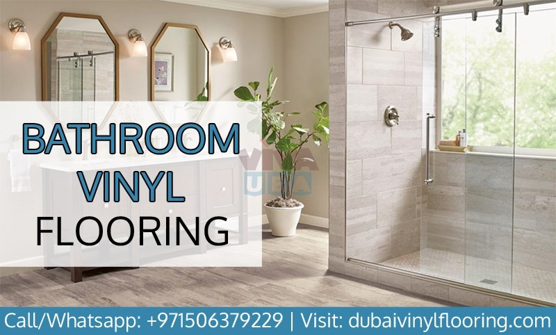 Bathroom Vinyl Flooring In Dubai | Dubai Vinyl Flooring