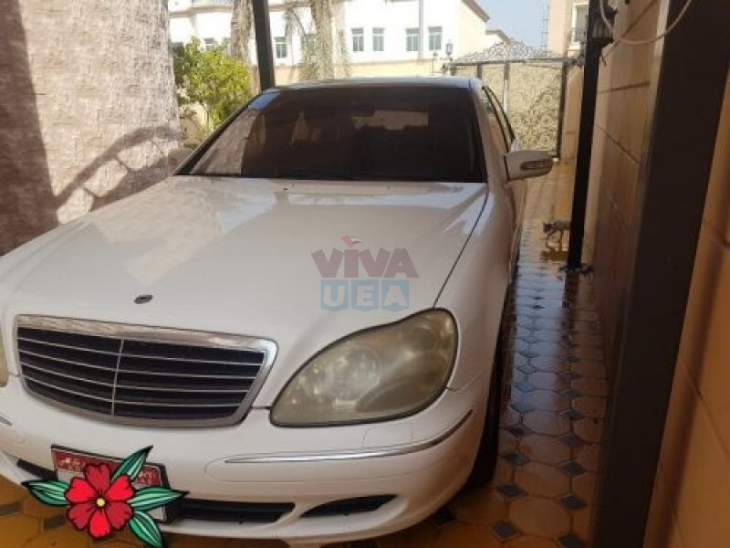 STYLISH CLASSIC Mercedes Benz S500 car for sale