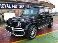 Mercedes G63 AMG **2019** GCC, with Service Contract