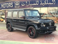 MERCEDES G63 ED.1 'WITH REAR SCREEN TV & FULL OPTION'