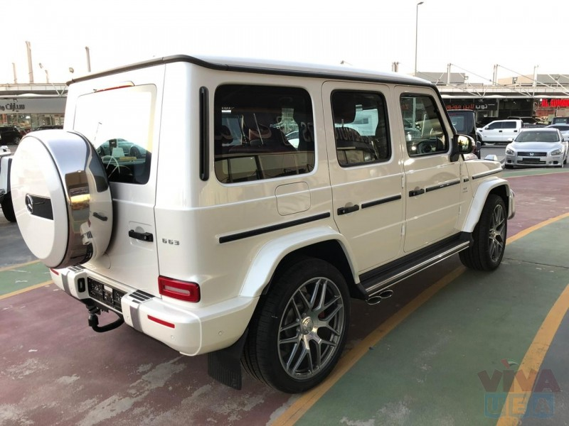 MERCEDES G63 AMG **2020** FULLY LOADED/WITH WARRANTY & SERVICE CONTRACT - Car for sale - Ras Al ...
