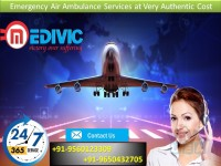 Medivic Air Ambulance Services in Delhi with Latest ICU Facilities at Low Cost