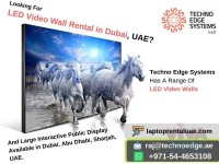 Major Factors For Video Wall Hire in Dubai for Need