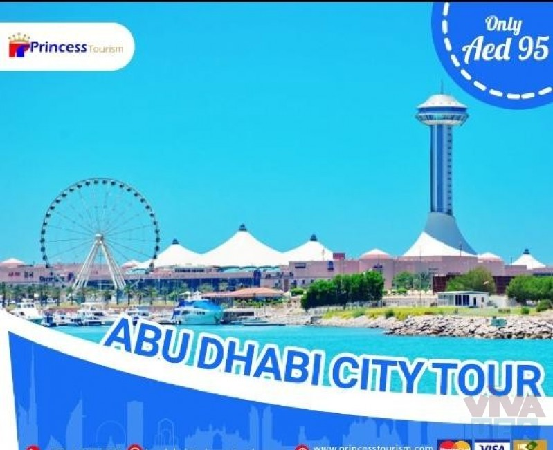 ABU DHABI CITY TOUR FOR ONLY 95AED