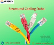 Structured Cabling Dubai -  Network Cabling installation UAE