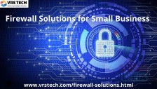 Next-Generation Firewall Solutions for Small Business | VRS Tech