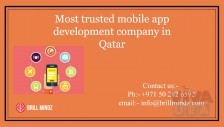 Best Mobile App development companies in Qatar
