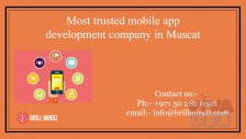 Best Mobile App development companies in Muscat