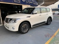 NISSAN PATROL TITANIUM - 2018 - WITH ROOFTOP STARLIGHT