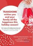 Get 5% Discount from Transhome Translation this Holiday Season!