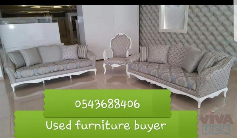 0543688406 we buyer used furniture