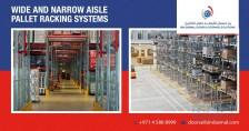 Find the best racking and shelving company in UAE