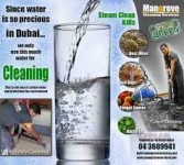 Professional Deep/Steam Cleaning Services for Apartments, Villas and Offices