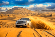 Dubai Desert Safari By Clifton Tours