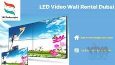LED Wall Rental in Dubai at VRS Technologies