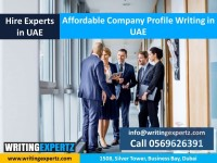 Master Company Profile Development by Dubai Writers Call 0569626391 in UAE