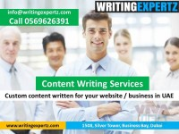 UAE based Blog /Website content writing – English WRITINGEXPERTZ.COM Call 0569626391