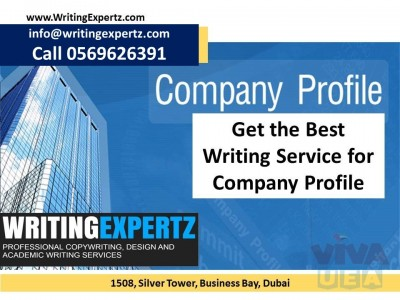 0569626391 Company profile Design – 4, 6, 8, 12 pages in Dubai Call WRITINGEXPERTZ