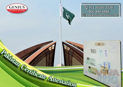 The Best pakistan certificate attestation services in UAE
