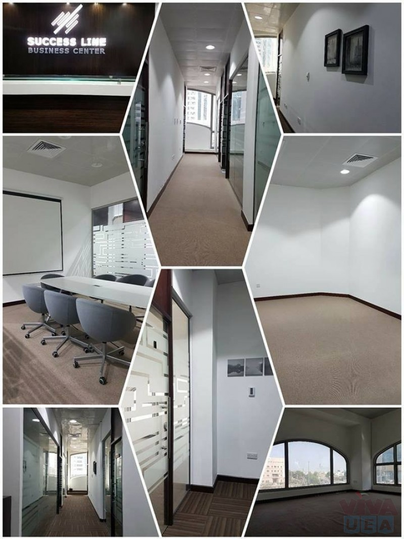 OFFICE FOR RENT @ 21000AED