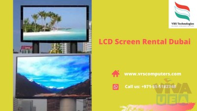Rent LED Screens for Trade Shows in Dubai