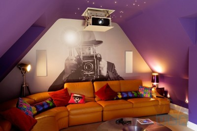Home Cinema Solution Dubai/Villa Cinema Setup