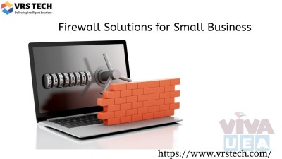 The Best Firewall Solutions for Small Business | VRS Tech