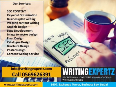 Excellent SEO services at lowest prices in UAE - Dial 0569626391  WRITINGEXPERTZ.COM