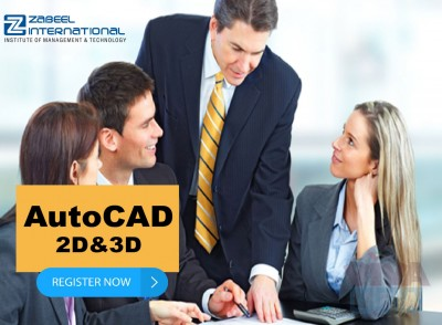 AUTOCAD 2D and 3D