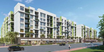Danube Olivz Apartments at Warsan Dubai - Pay 1% Per Month