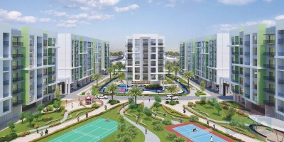 Olivz by Danube Properties at Warsan First - Dubai