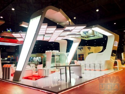 Experienced and Award-Winning Exhibition Stand Company in Dubai