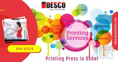 Printing Press in Dubai