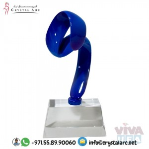 Customized Trophy Supplier for Corporate Office in Dubai