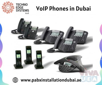 Best VoIP Phone Systems in Dubai - Techno Edge Systems LLC