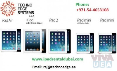 Ipad Hire Dubai For All Types Of Industries