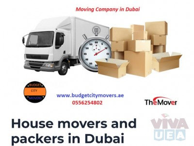 Cheap Movers and Packers in Discovery Garden 0556254802