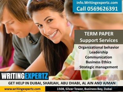 Best Academic Coursework -Term paper Writers in Dubai WRITINGEXPERTZ Dial Now 0569626391