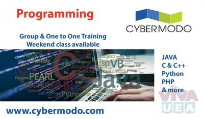 Python, Java, C, C++ and more Programming Courses, Al Barsha, Mall of Emirates Now!