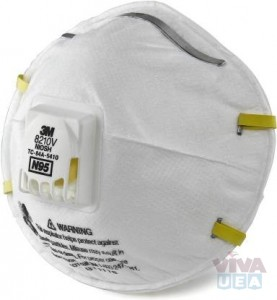 3M Pollution Mask N95 N95 9504 Mask