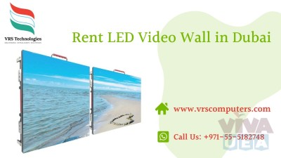 LED Video Wall Hire Solutions in Dubai UAE