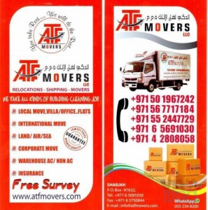 ATF Movers llc