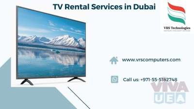 Hire TV for Meetings in Dubai at VRS Technologies