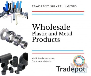 Wholesale Plastic and Metal Products UAE