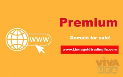 LBMA gold trading LLC  Domain for sale