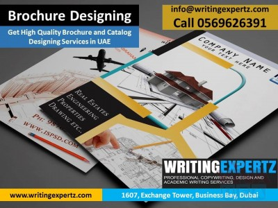 Designers for Profiles Brochures & Flyers in UAE WritingExpertz.com WhastApp Now 0569626391