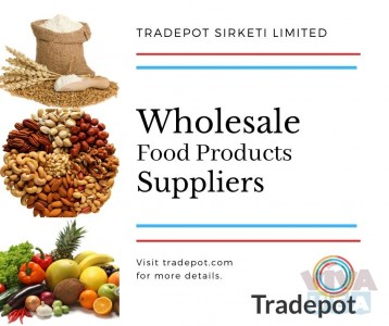 Wholesale Food Products Suppliers UAE