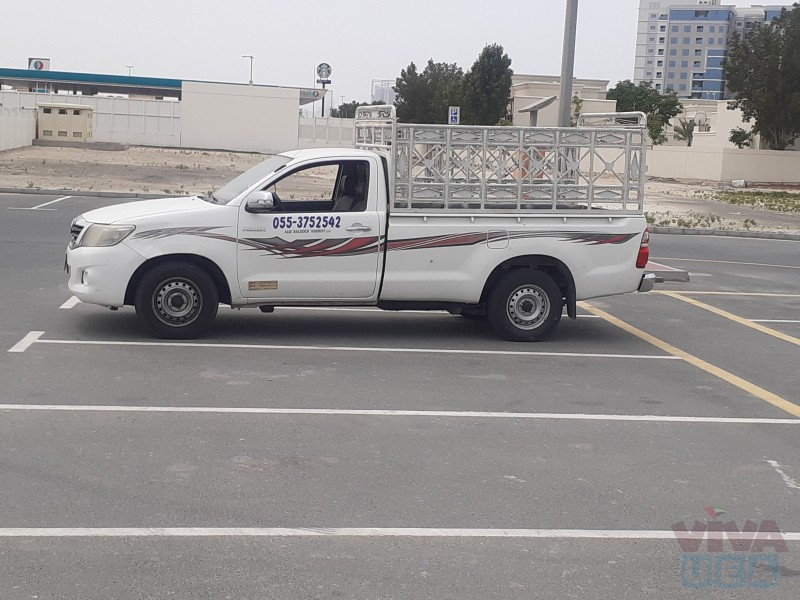 Pickup truck for rent 0553752542